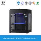 Boquilla doble impresión 3D de alta calidad de la máquina impresora 3D de escritorio
