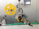 Haut de page automatique côtés autocollant batterie Machine motrice de l'étiquetage