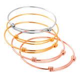 armband van de Draad van de Armband van de Draad van 1.5mm de Uitzetbare voor de Juwelen van de Vrouwen van Mannen