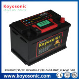 Prezzo della batteria della batteria 50ah dell'acqua della batteria N50