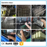 Popsicle haute capacité de production commerciale de la machine