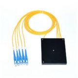 Sc/APC 연결관을%s 가진 1*8 1m 0.9mm PLC 쪼개는 도구