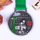 Medaglia molle del metallo 3D dello smalto di disegno del cliente della fabbrica della Cina