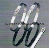 Para Servicio Pesado de acero inoxidable personalizado lazos Zip