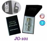 Windproof Lighter With Blue Light (JG-102)