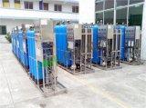 Acero inoxidable sistema OI la máquina de tratamiento de aguas Ck-RO-2000L