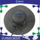 Chapéu de papel da praia da palha das mulheres (AZ017C)