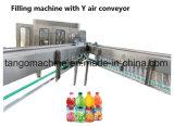 El animal doméstico automático de la botella de cristal puede máquina de etiquetado del encogimiento de la funda de la carrocería del rotulador