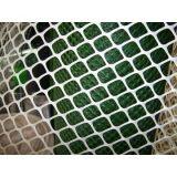 잔디 보호를 위한 높은 장력 내밀린 플라스틱 철망사