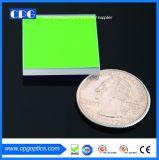 18X12x0.5mm263D teco Hr/ht óptico recubierto de filtro verde