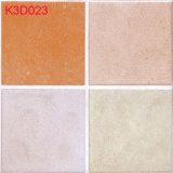 300X300mm rutschfeste rustikale glasig-glänzende keramische Fußboden-Fliese für Badezimmer