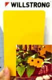 Publicidad exterior colorido cartel Panel Compuesto