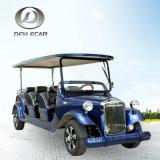 8 Seaters langsamer elektrischer Golf-Karren-Klassiker Van