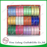 다색 Curly Gift Poly Ribbon, Spool에 Wrapping Ribbon
