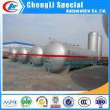 Réservoir de GPL au-dessus de la masse du réservoir de GPL du réservoir de pression GPL Haut de la qualité-1200005000L L L'HORIZONTALE Réservoir de Gaz Propane GPL du réservoir de pression de gaz du réservoir de gaz GPL pour le Nigéria Bobtail