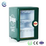 50L compressor die de MiniDiepvriezer van de Vertoning van de Frisdrank van de Drank (jga-SC50S) koelen