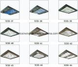 Elevador de acero inoxidable de diseño de techo
