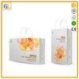 Custom магазинов мешок для упаковки бумаги (OEM-GL009)