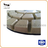 Almofada de polir 9 polegadas Ferramenta Diamante Almofada de polir piso de concreto, piso em mármore, granito.