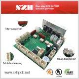 2layer情報処理機能をもったBidet制御PCBAボード