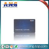 Cmyk Printing RFID Contactless PVC Plastic Cards with Barcode