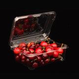 Ontruim het Plastic Fruit van 6 Compartiment en Plantaardige In het klein verkopende Verpakkende Doos