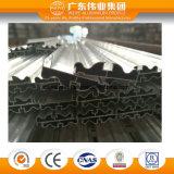 Profil en aluminium d'extrusion de guichet et de porte