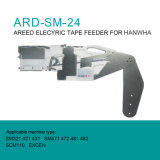 Hanwha (Samsung) Mounter 기계를 위한 전기 테이프 24mm 지류를 Areed