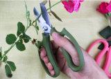 Ножницы стали Secateurs садовничая с удобной ручкой