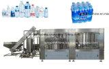 Het automatische Huisdier van de Fles van het Glas kan de Koker van het Lichaam Labeler de Machine van de Etikettering krimpen