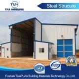 La norma ISO Prefabricados de estructura de acero para almacén