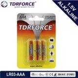 Alkalische trockene Batterie (LR6-AA Größe) mit Cer genehmigte für Spielzeug