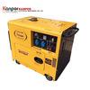 ISO9001 1.9-12kVA BV ha approvato Genset silenzioso diesel raffreddato aria