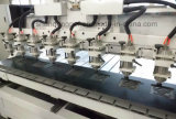 Pefの熱い販売マルチヘッド機械を切り分ける木製CNCのルーター