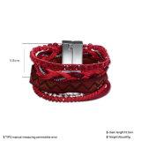 Fördernder Geschenk-magnetischer Haken-mehrschichtige Armband-Form-Schmucksachen
