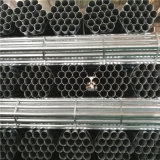 La norma ASTM A106/A53 el Grado B SCH 40 fabricantes de tubos de acero galvanizado en China