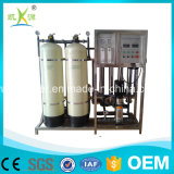 agua pura 1000lph que hace la máquina de la filtración del agua de la máquina