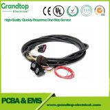 La Chine fournisseur faisceau de fils du connecteur de puissance personnalisées et assemblage de câble