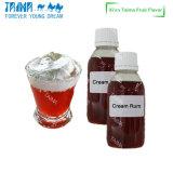 Verstell-Seiten-Unterseiten-Saft verwendete Flüssigkeit starkes Frucht-Aprikosen-Aroma des Sahnerums