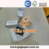 UTP Blanco alto brillo-110s, rollo de papel térmico