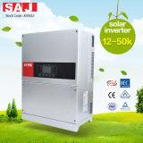 Инверторы решетки SAJ 50KW 3MPPT IP65 3Phase солнечные с переключателем DC для системы 1MW