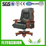 상한 가죽 의자 최고 사무용 가구 매니저 의자 (OC-25A)