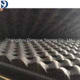 Calor - espuma acústica da borracha da preservação NBR/PVC do isolamento e do calor