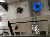 Equipo comercial de la cocina de la sartén del gas de la sartén profunda
