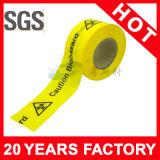 Ruban de polyéthylène Barricade de sécurité Attention (YST-WT-008)