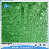 80% Landwirtschafts-niedriger Preis HDPE Grünsun-Farbton-Filetarbeit