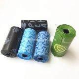 Nuovo sacchetto di Poop del cagnolino del cane di animale domestico di stampe dell'osso di disegno