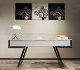 Dessart 3 cajones de escritura moderna/Home Office Desk