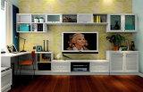 Polywood Unidade de TV na sala de estar