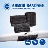 Hohe Härte-Stahlplastik-Belüftung-Rohr-Leck-Reparatur-Verband/Installationssatz